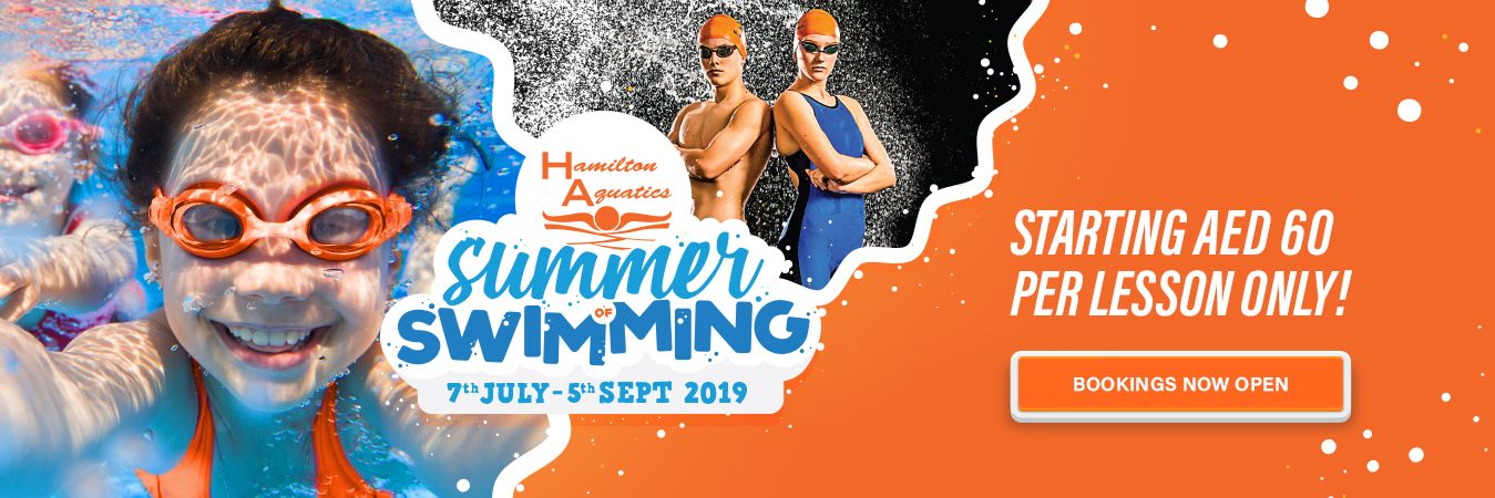 Summer of Swimming 2019